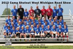 12 Camp Shutout